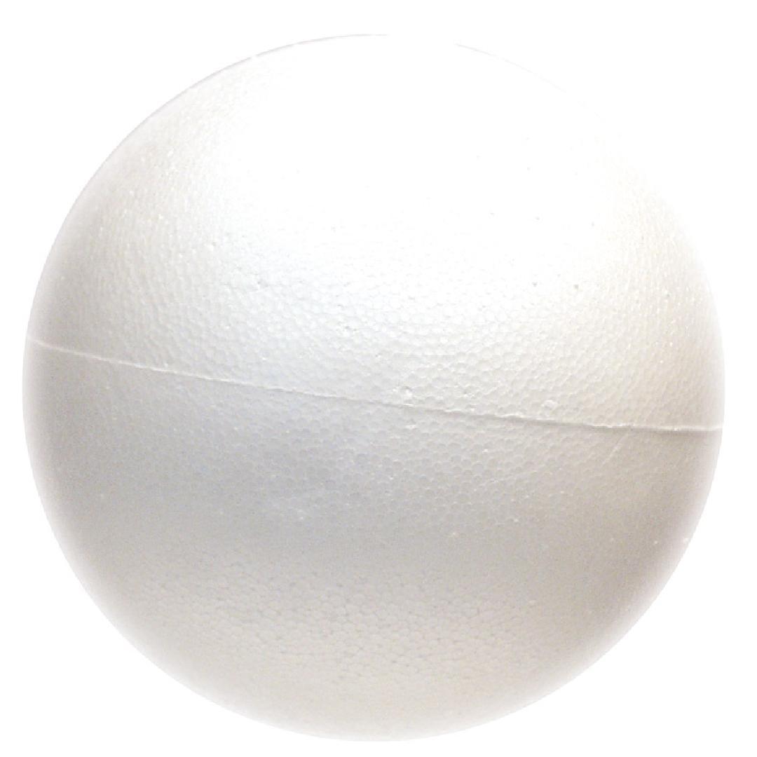 Polystyrene Balls 125mm (5pcs)