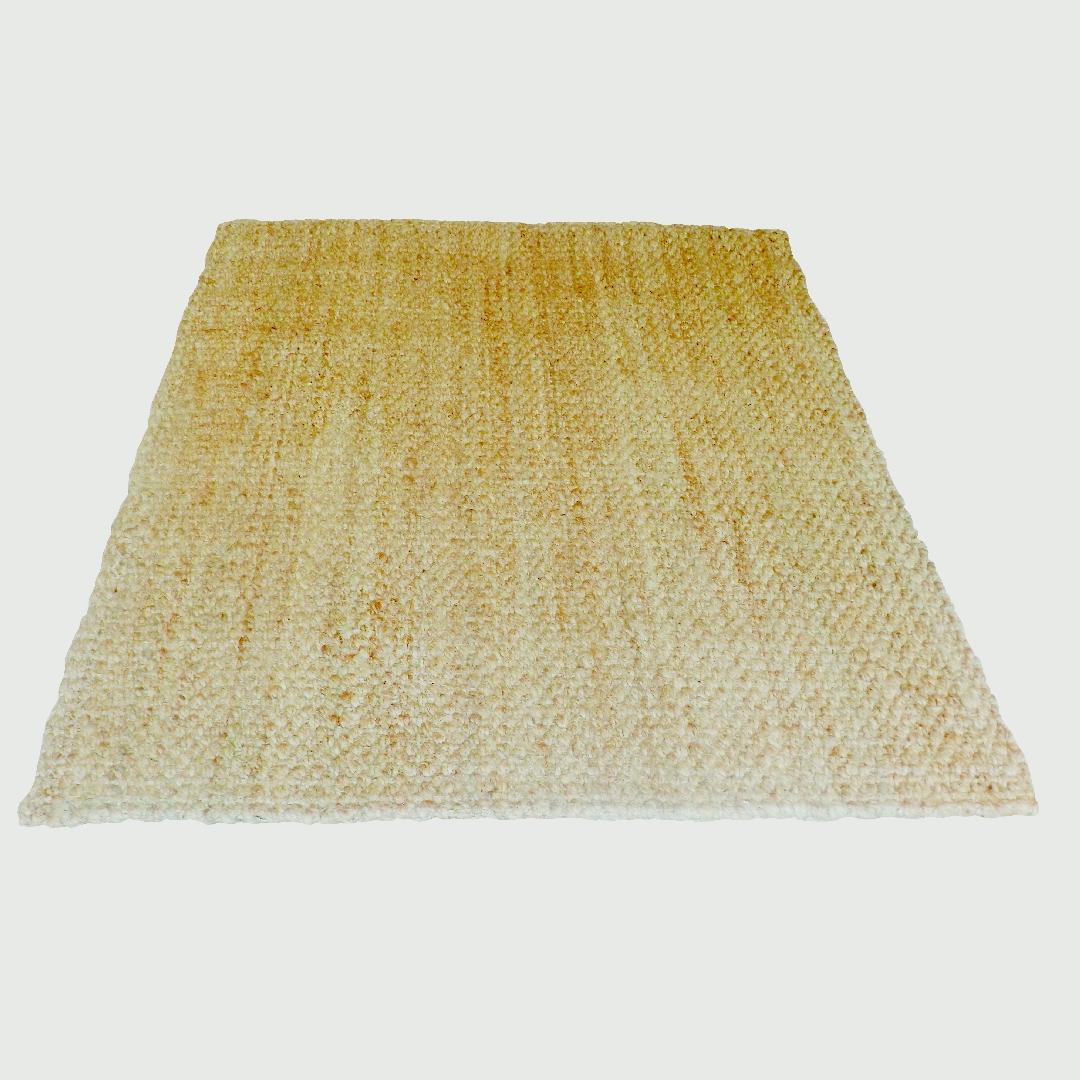 Natural Woven Jute Panama Mat 200x250cm