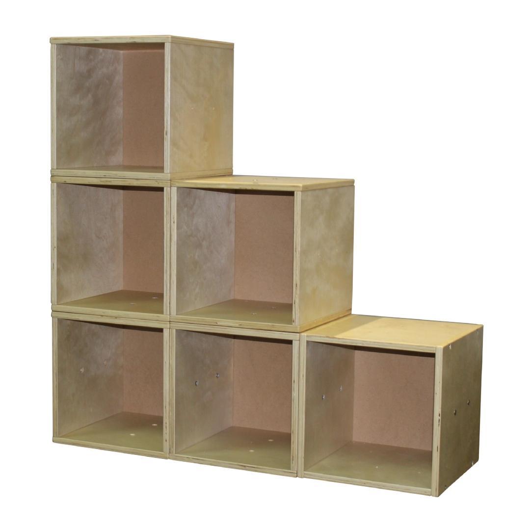 Birchwood Cubic Storage Set (6pcs)