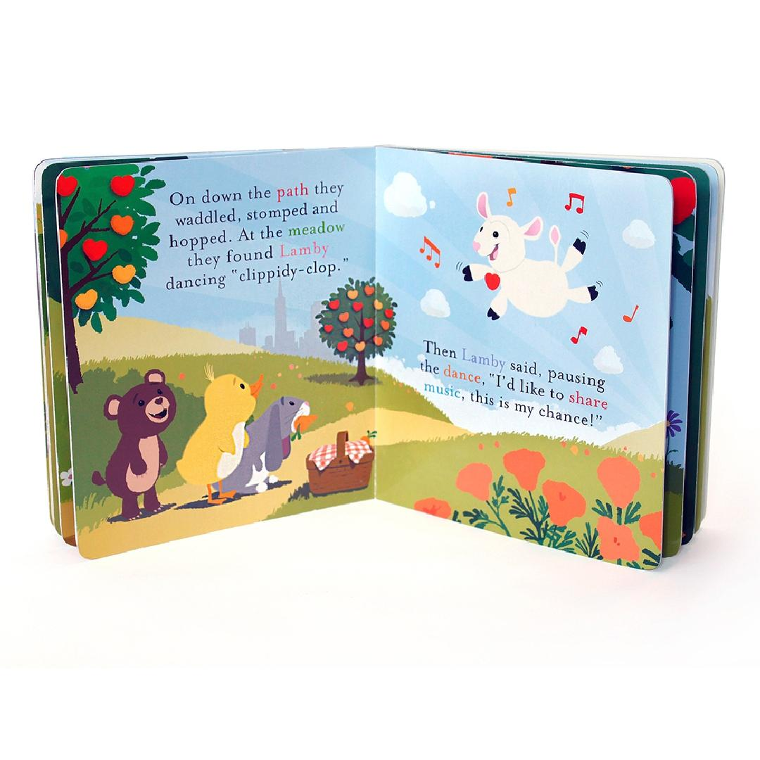 The Apple Park Picnic Pals Book