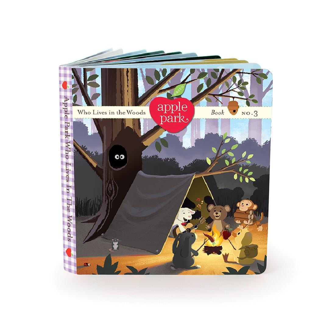 The Apple Park Who Lives in the Woods Book