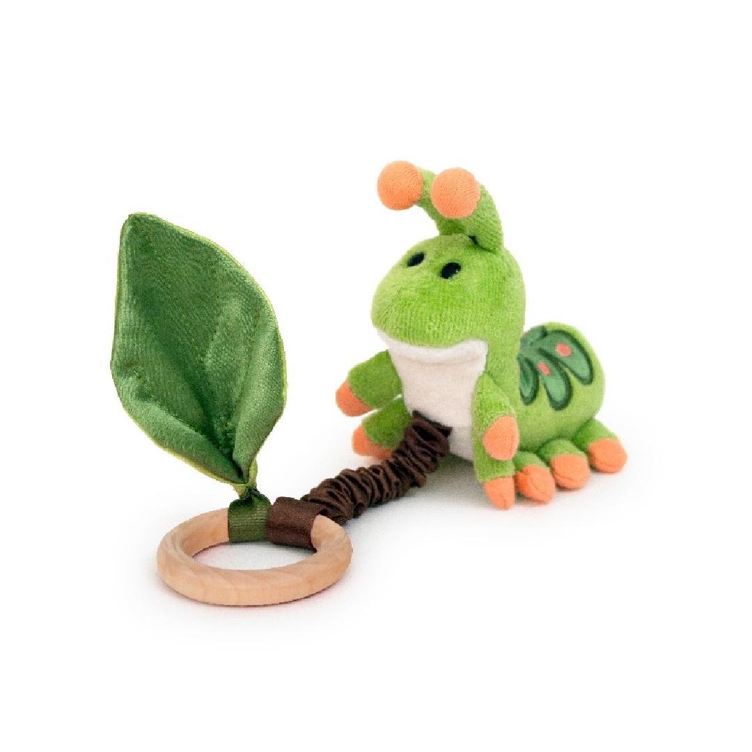 Caterpillar Teething Toy