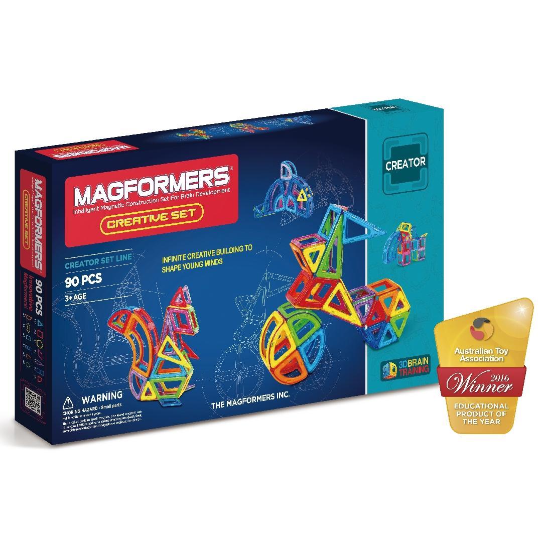 Magformers Creative Set (90pcs)