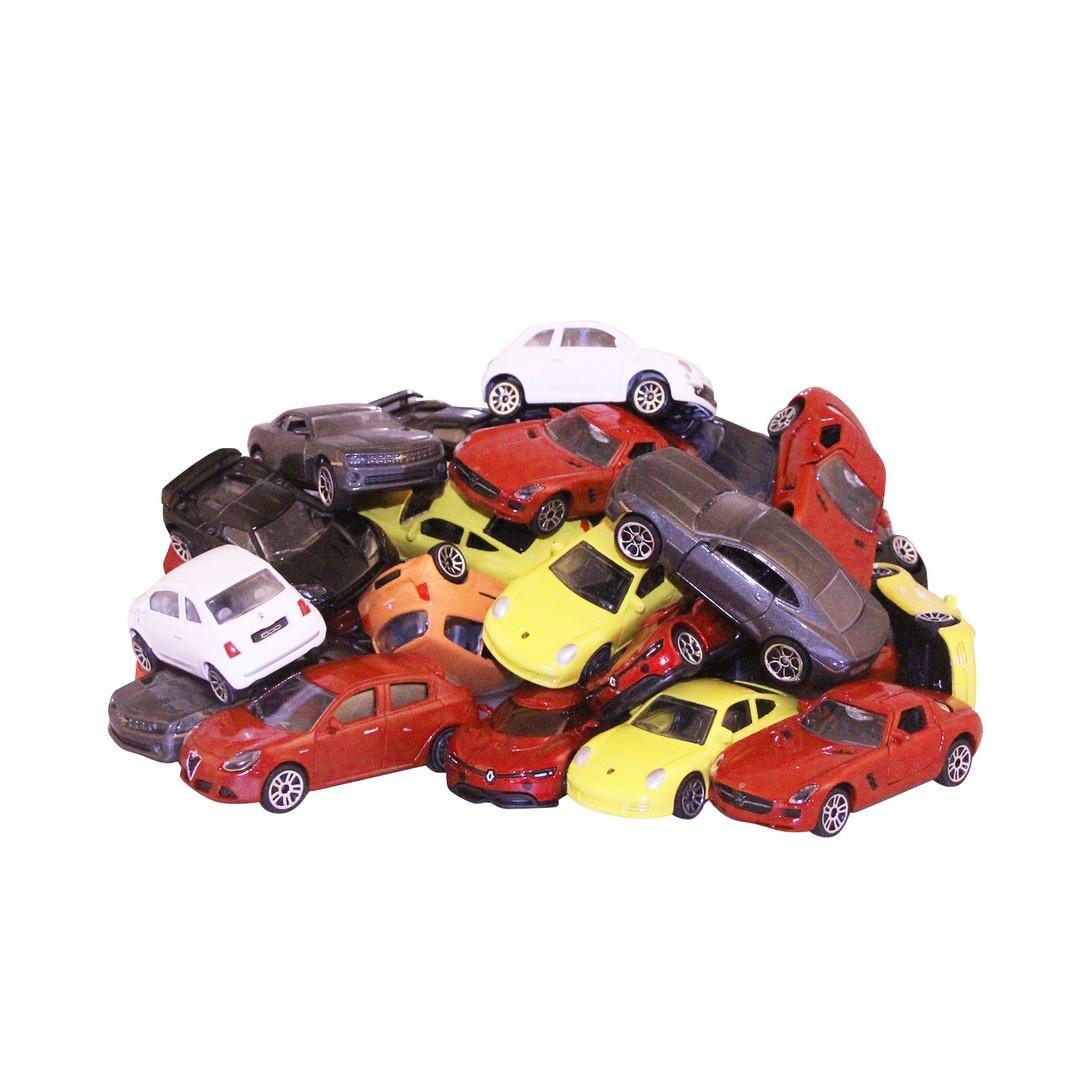 Majorette Assorted Cars (10pcs)