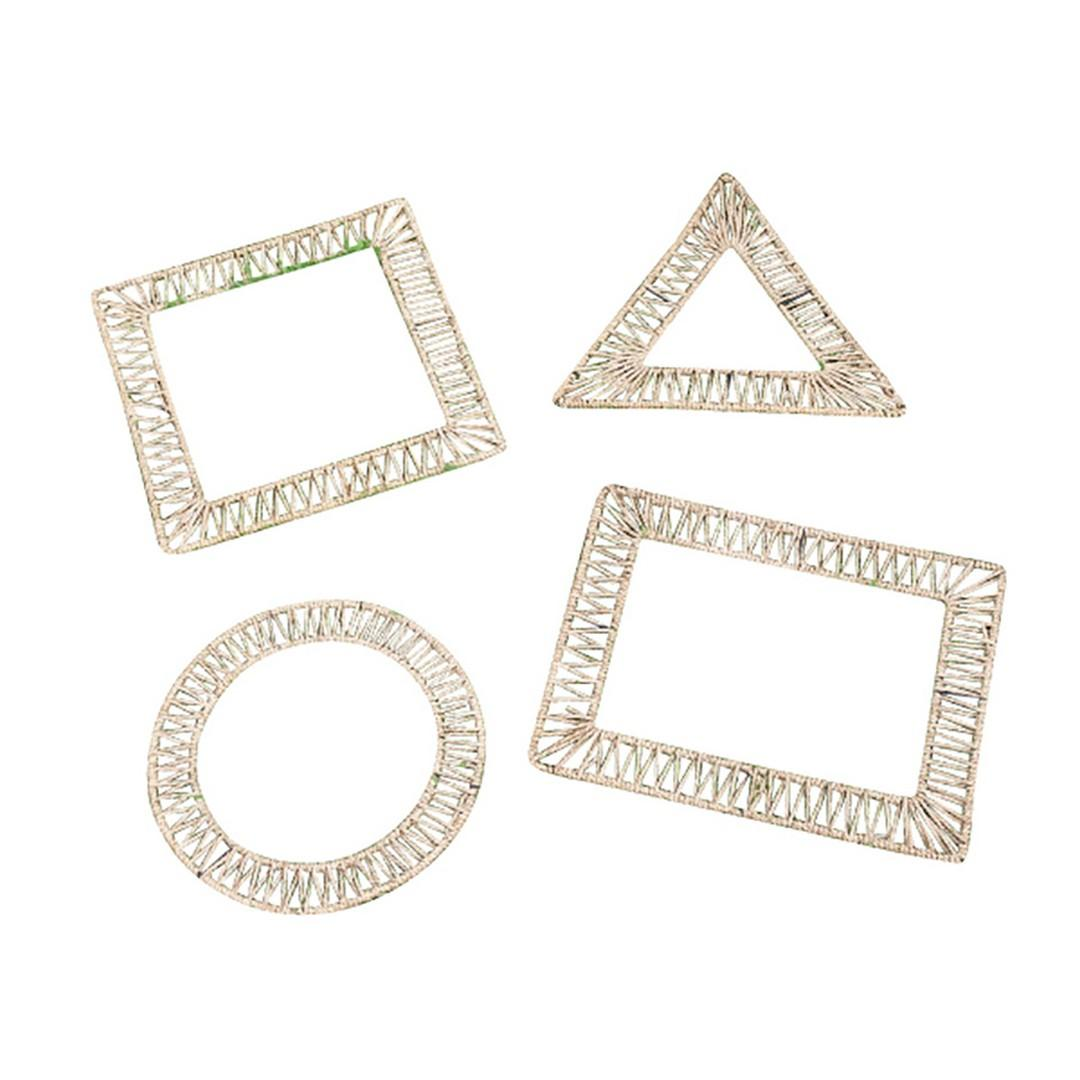 Giant Weaving Shapes (Pack of 4)