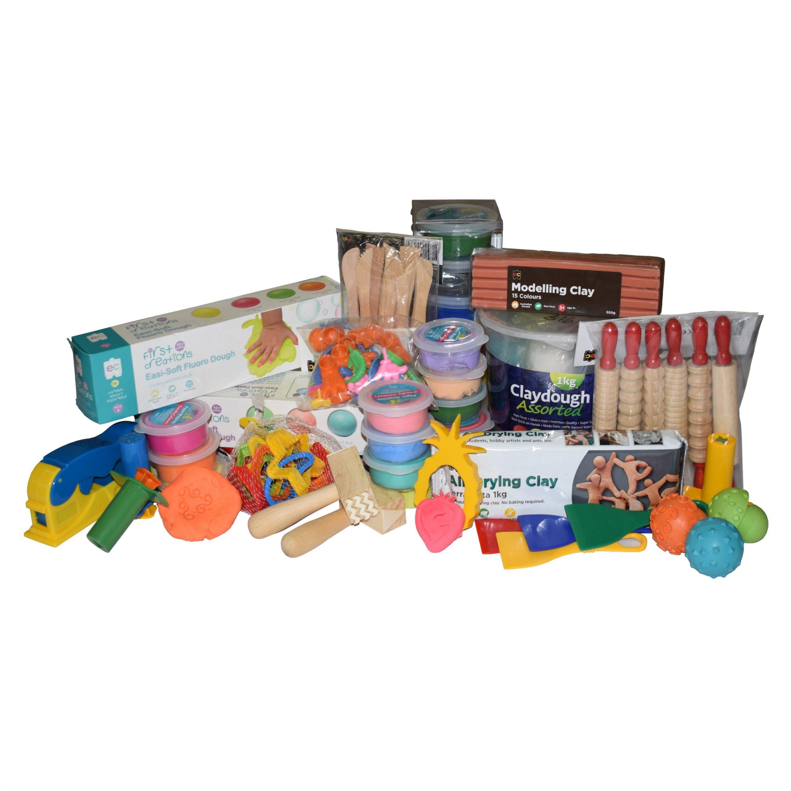 Modelling Resources Bulk Pack