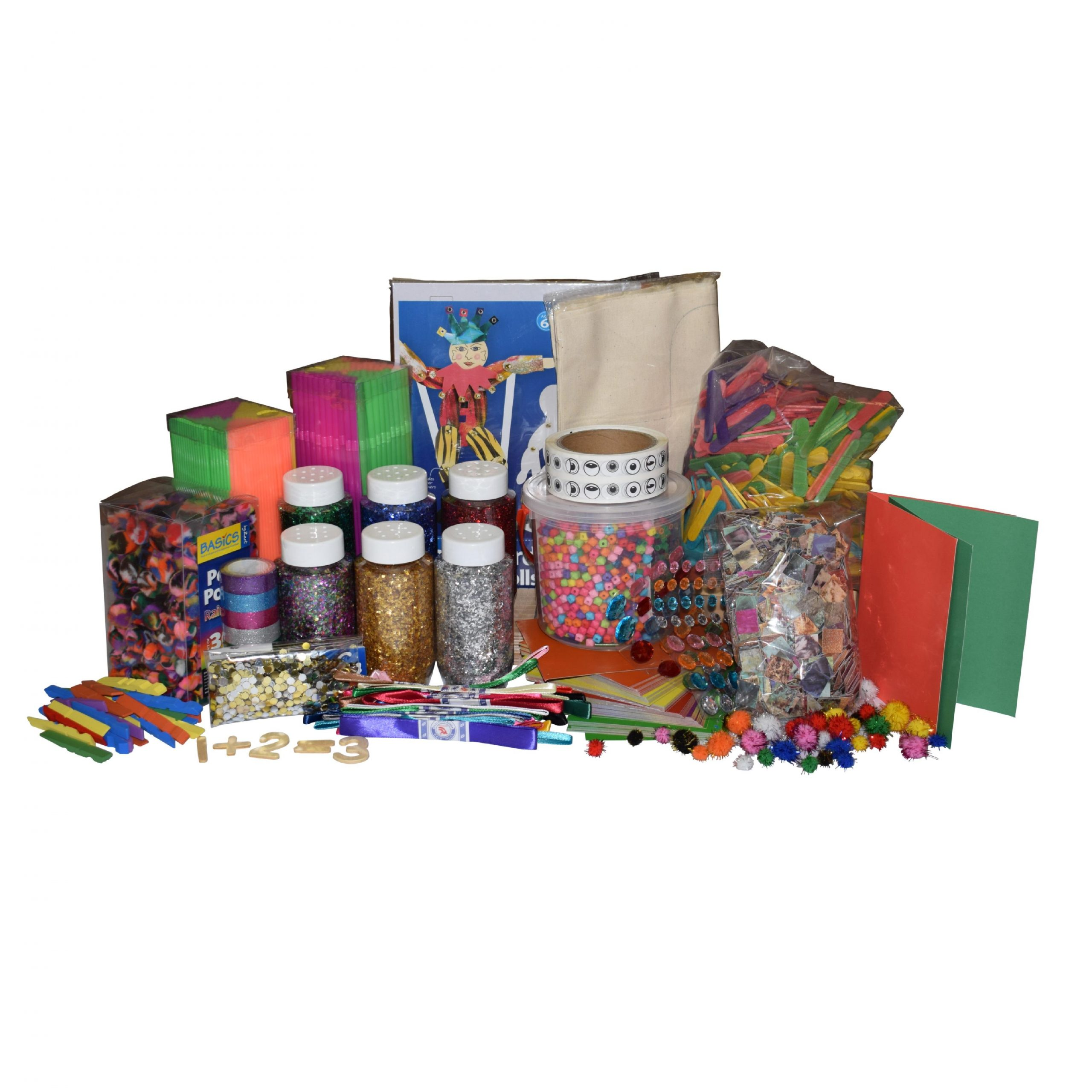 Craft Bulk Pack - Small