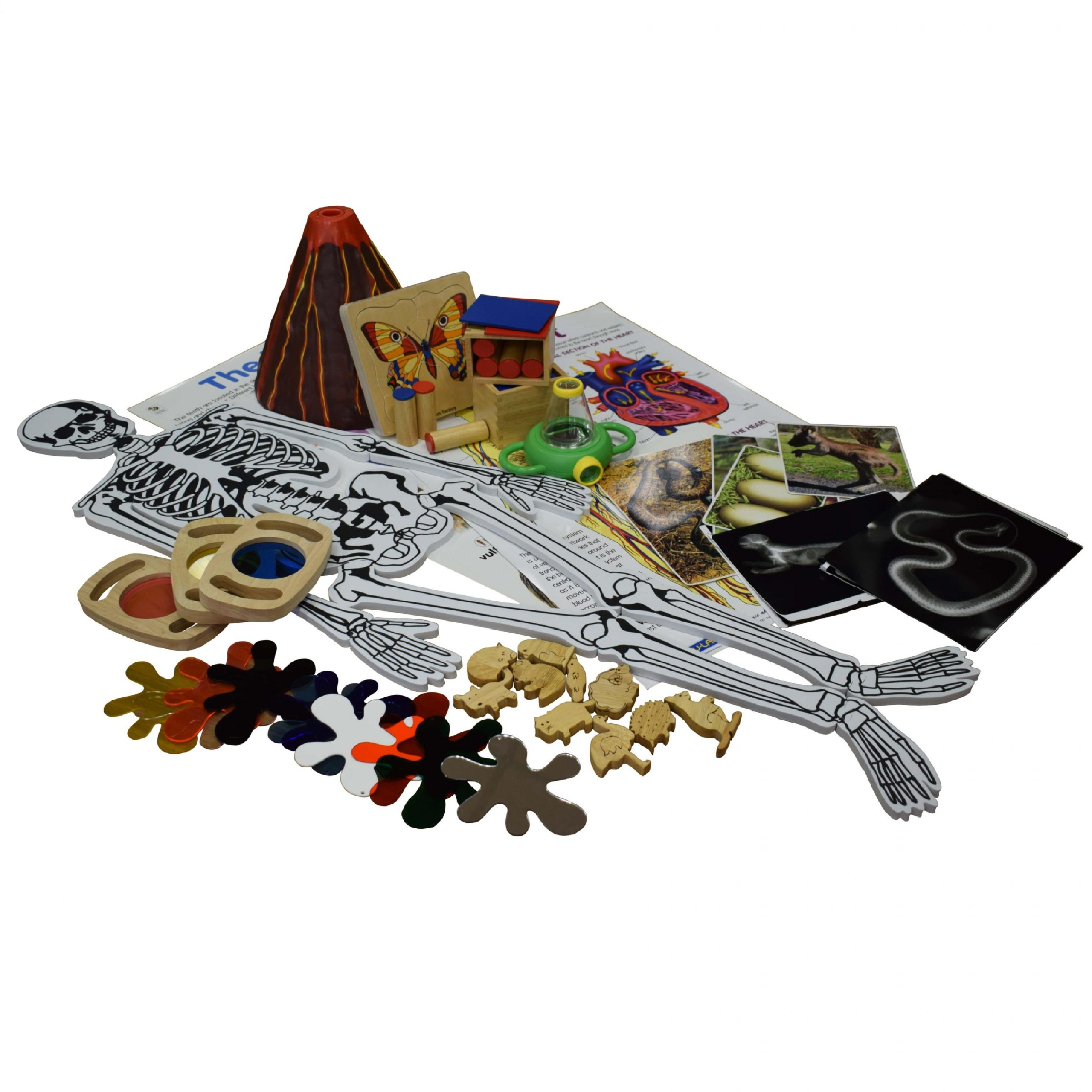 Science & Discovery Resources Bulk Pack
