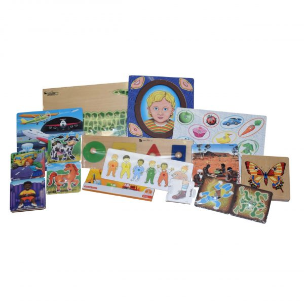 Mixed Puzzles Bulk Pack