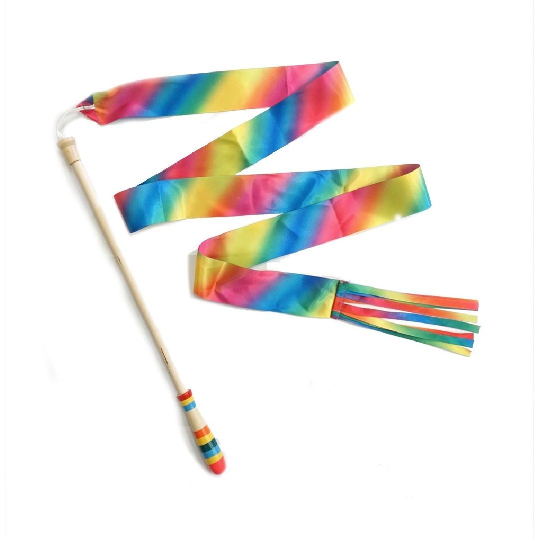 Rainbow Ribbon Stick