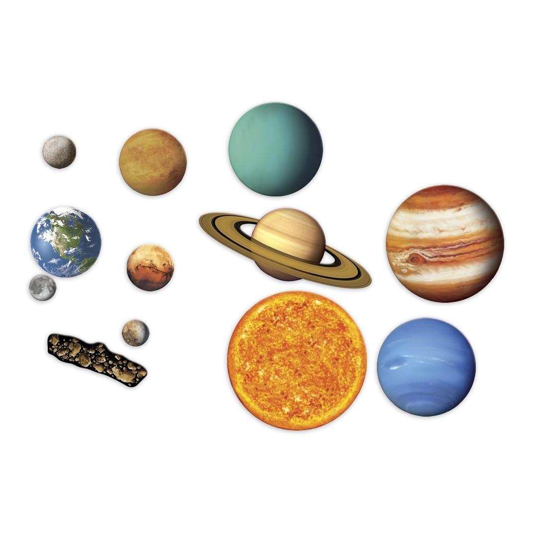 Giant Magnetic Solar System