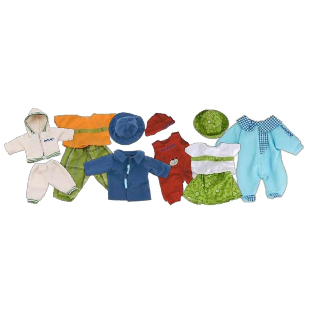 Dolls Clothes 40cm (Set of 6)