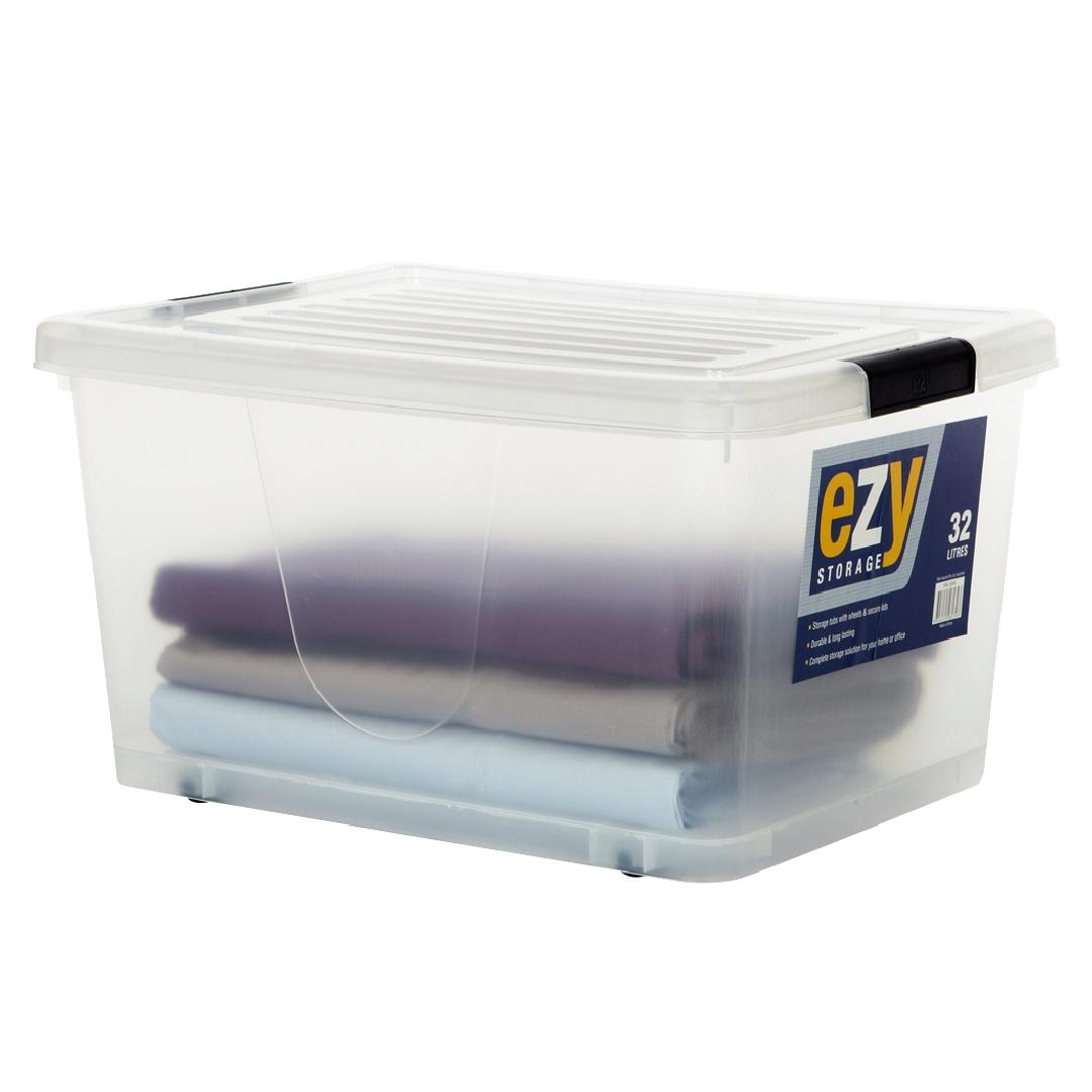 32 Litre Storage Container with Lid
