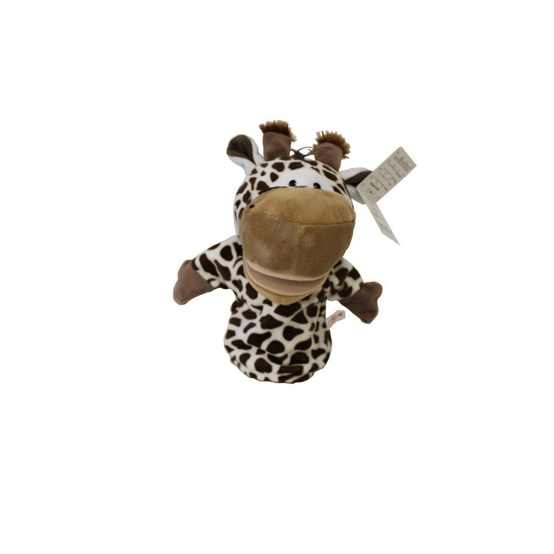 Hand Puppet Giraffe
