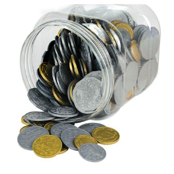 Large Australian Money Coins (340pcs)