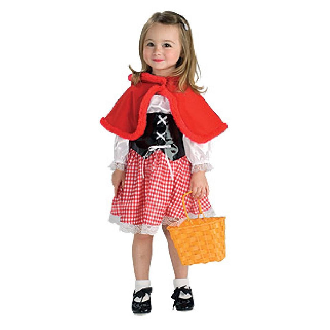 Little Red Riding Hood Dress-Up