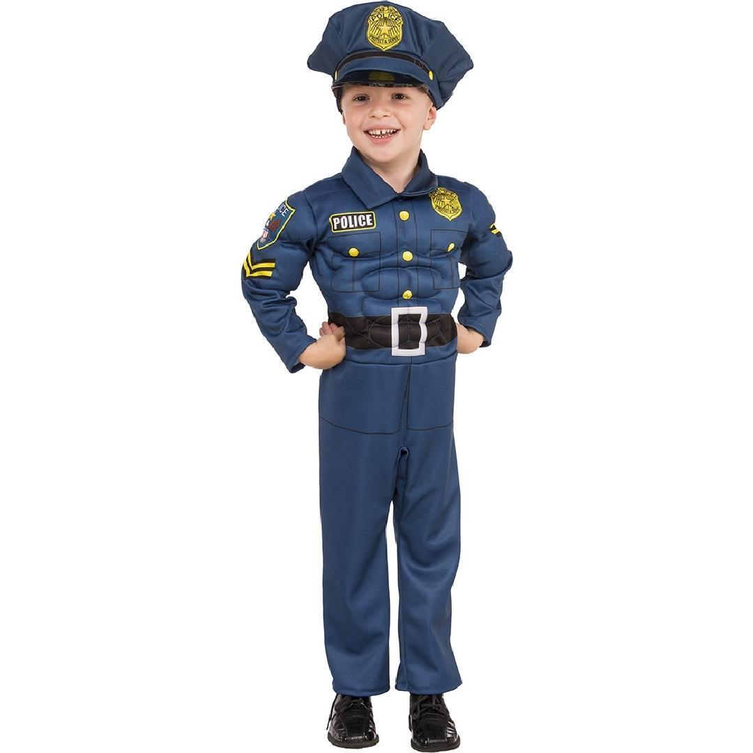 Policeman Dress-Up
