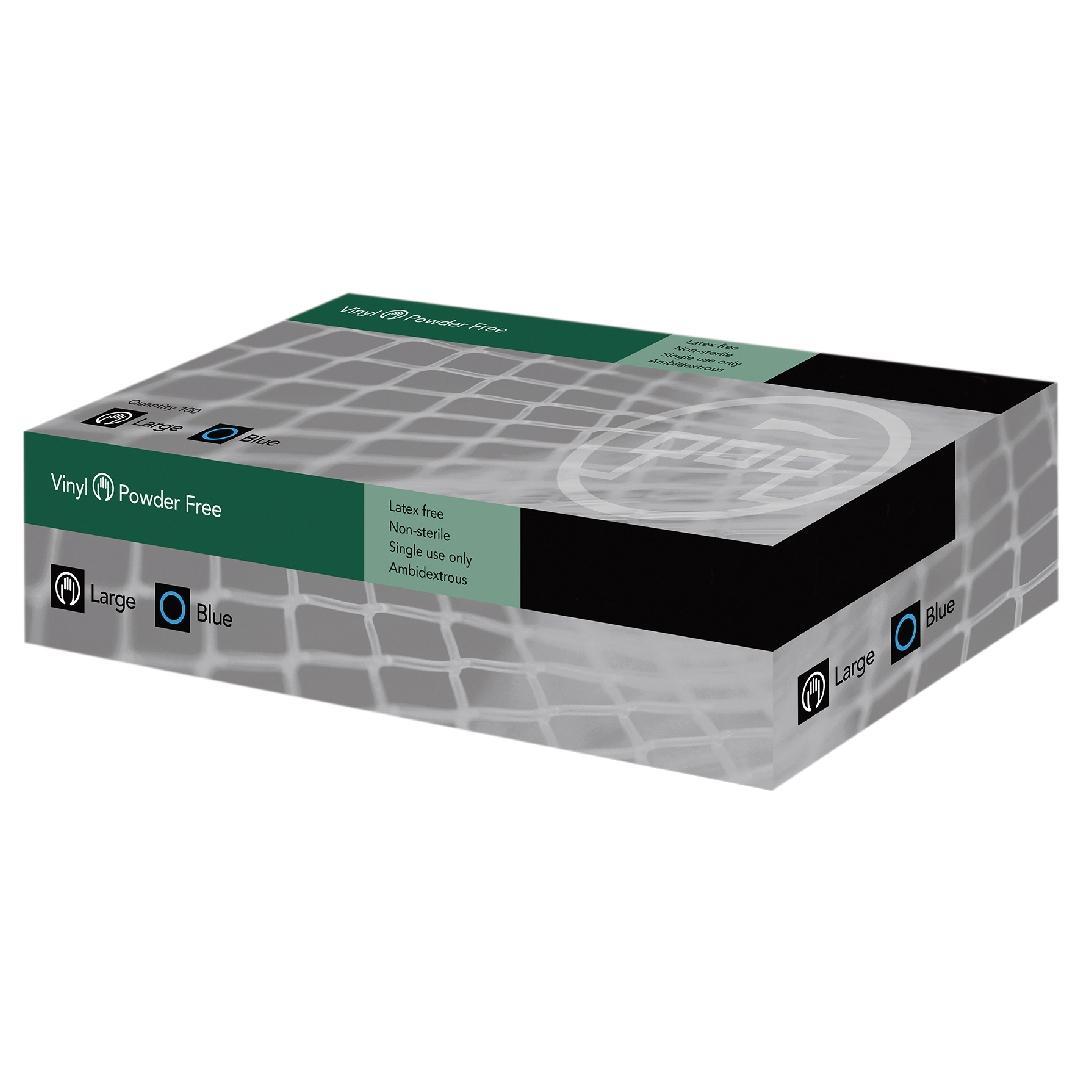 Vinyl Glove - Clear Medium (1000pcs)