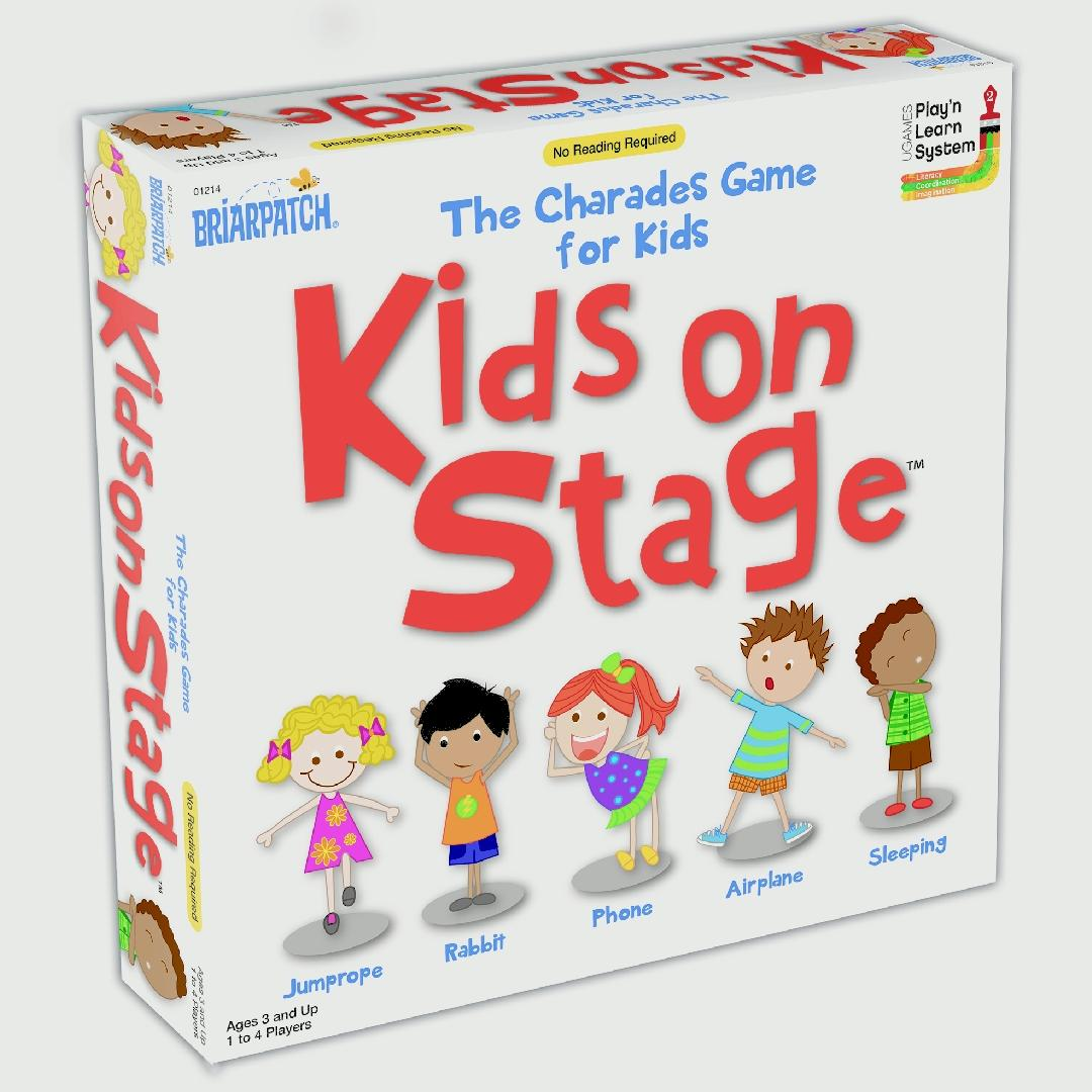 Kids on Stage Charades