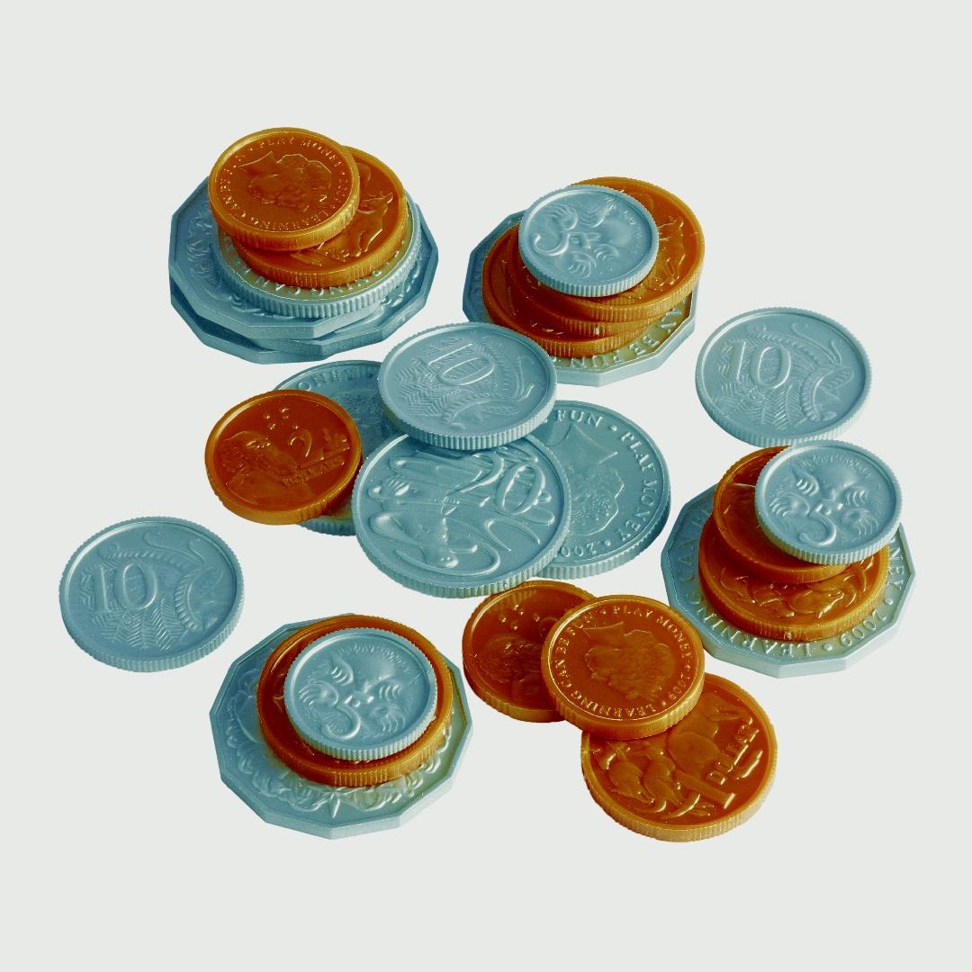 Money Jar (318pcs)
