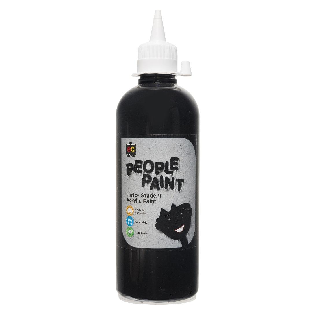People Paint Ebony (500mL)