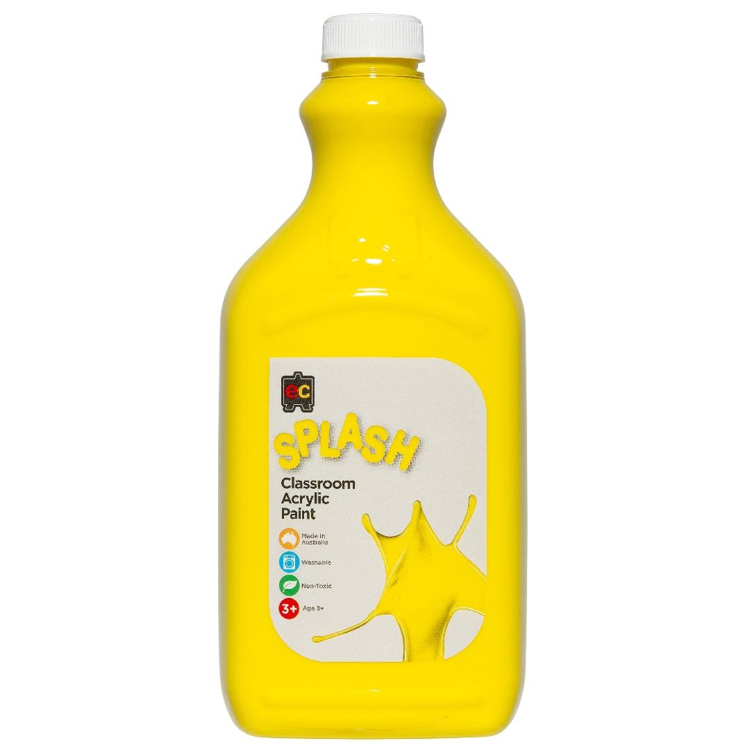 Splash Paint Yellow (2L)