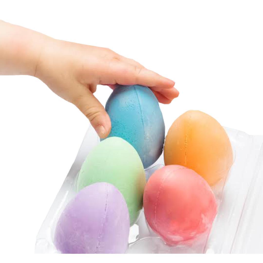Easi-Grip Egg Chalk (6pcs)