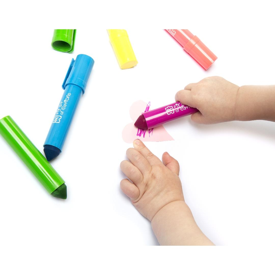 Junior Maxi Markers (5pcs)