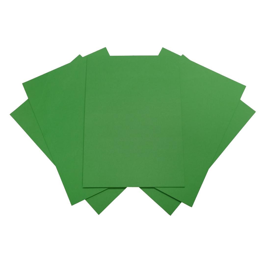 A4 Card Green 200gsm (100pcs)