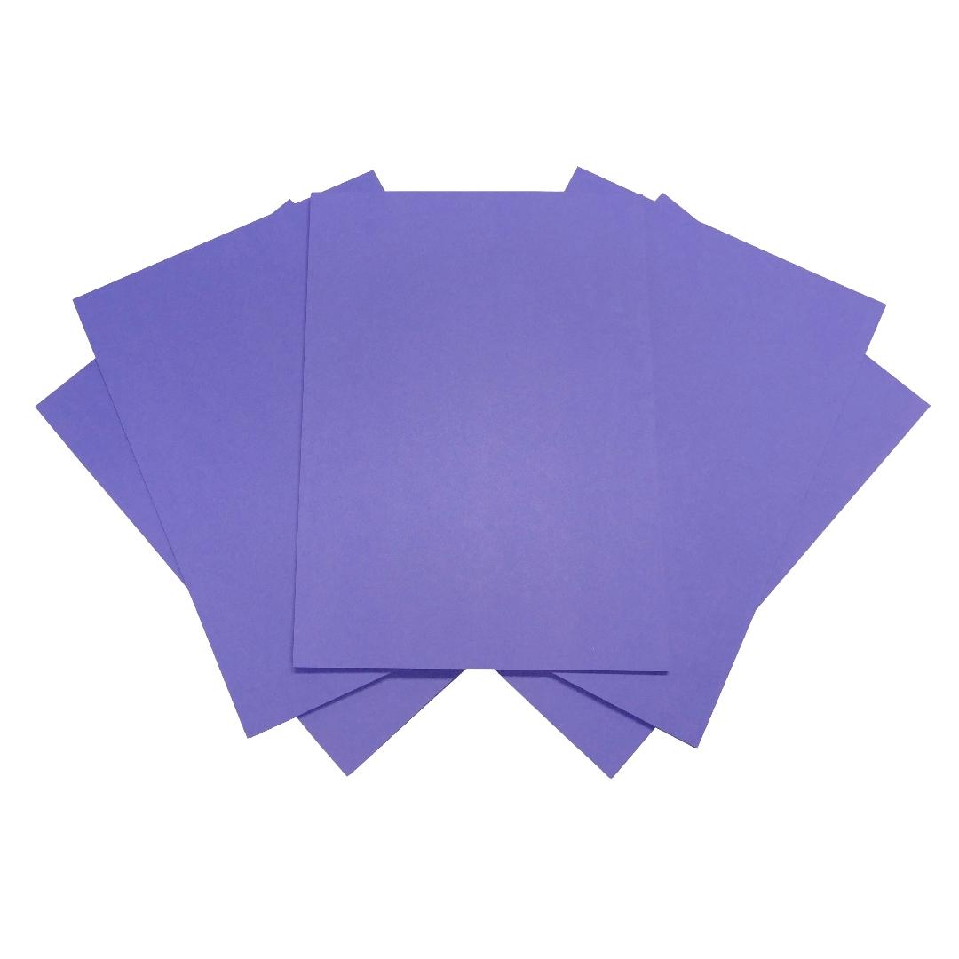A3 Card Purple 200gsm (100pcs)