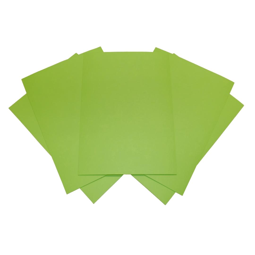 A3 Card Lime 200gsm (100pcs)
