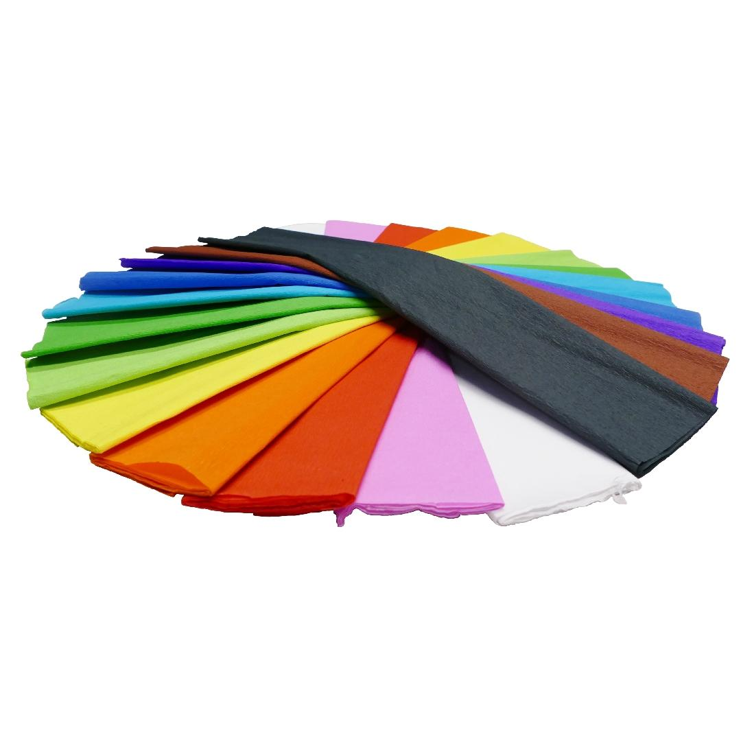 Crepe Paper Set (12pcs)