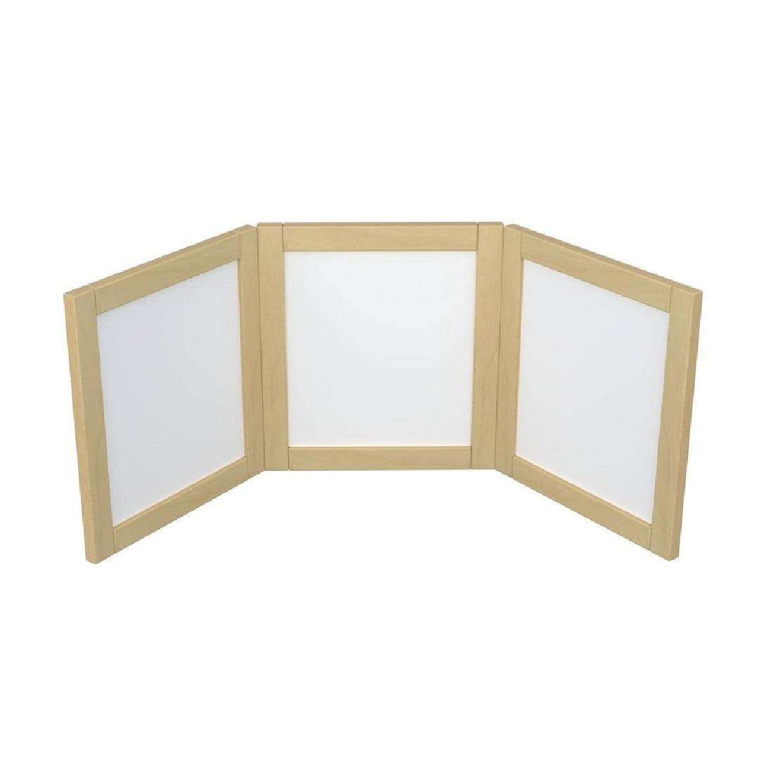 Birchwood 3 Panel Folding Mirror