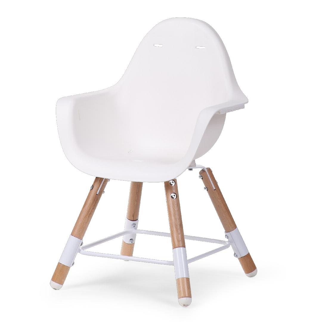 Bjorg Highchair without Tray White