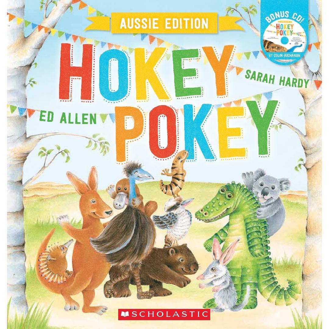 Hokey Pokey Aussie Edition + CD