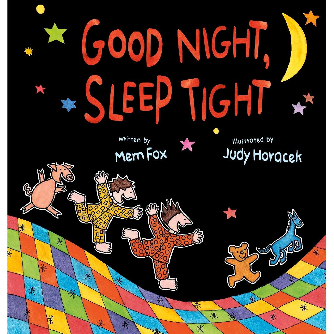 Good Night, Sleep Tight Picture Book