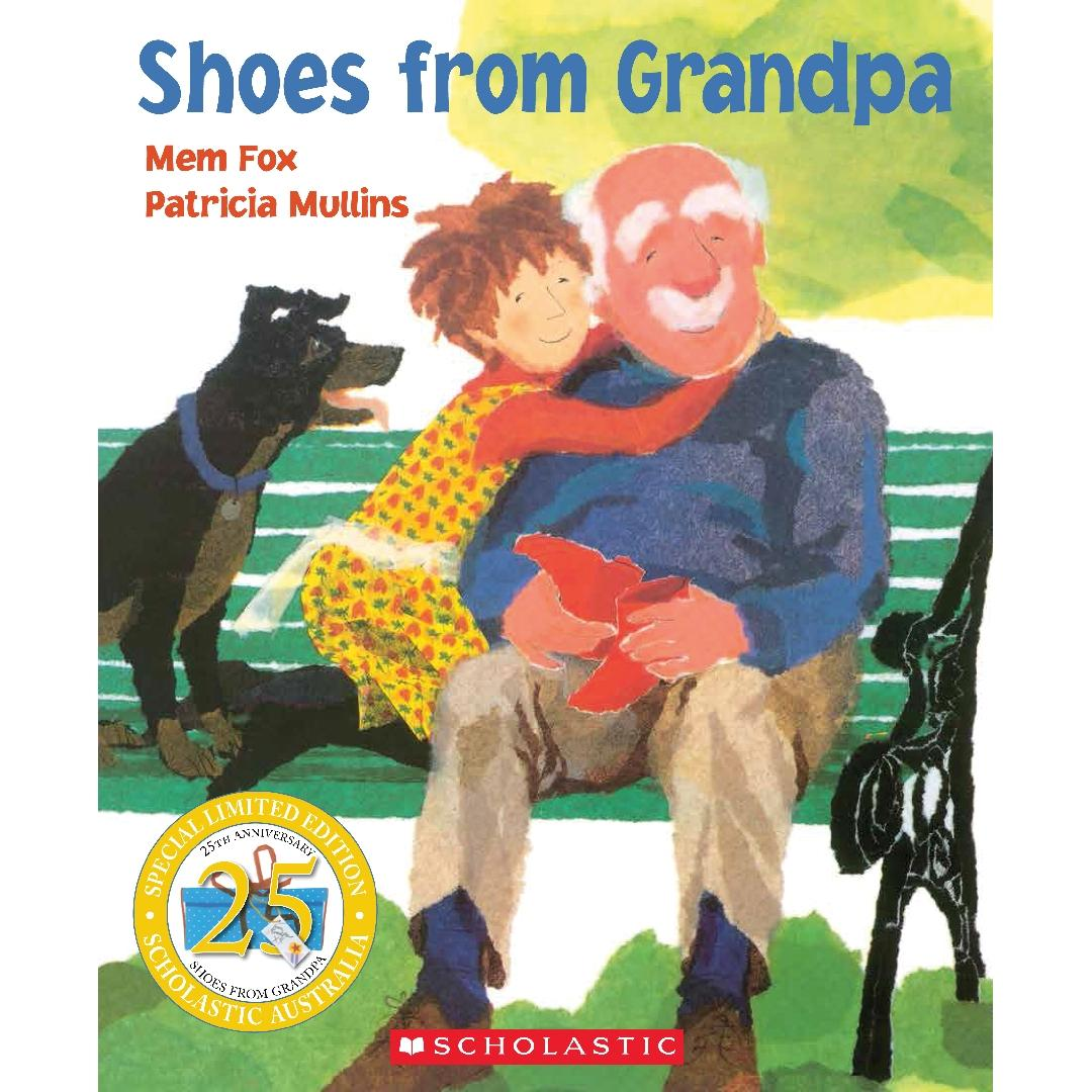 Shoes From Grandpa Picture Book