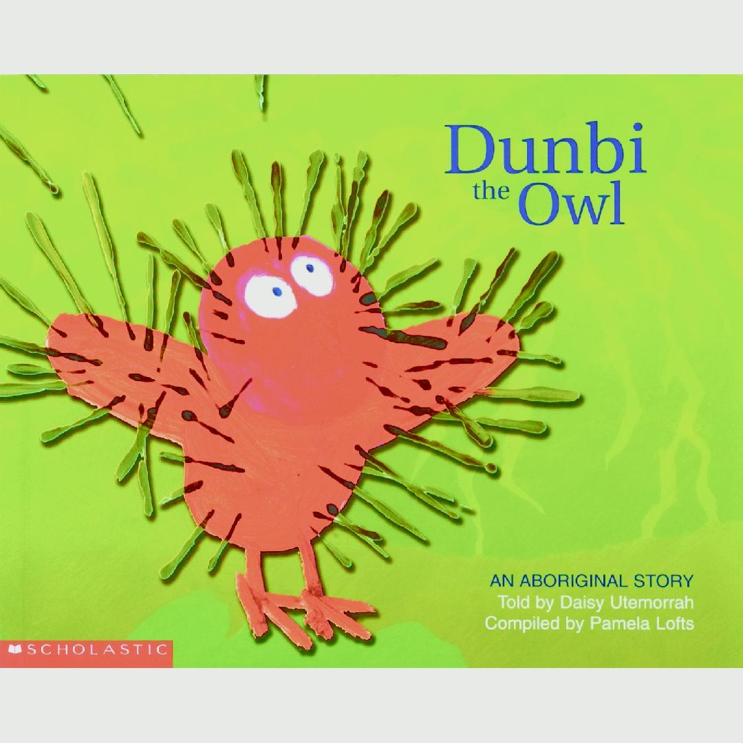 Dubni the Owl Picture Book