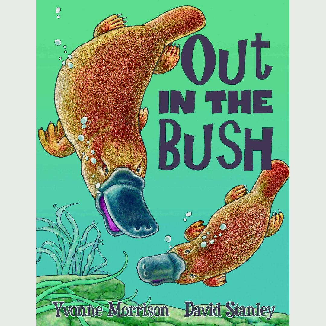 Out in the Bush Picture Book
