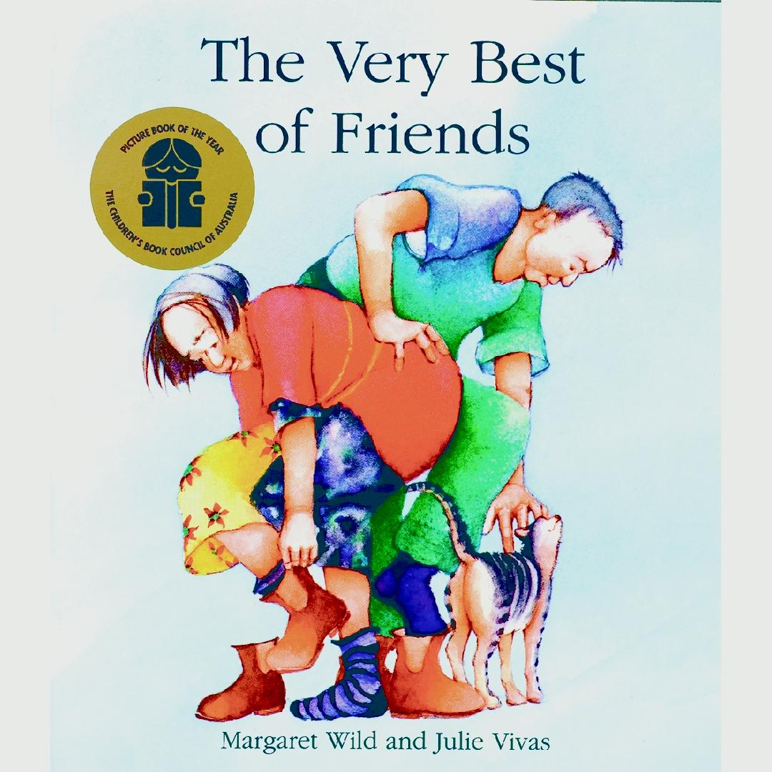 The Very Best of Friends Picture Book
