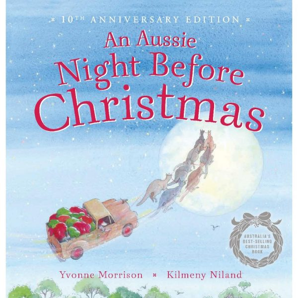 An Aussie Night Before Christmas Picture Book