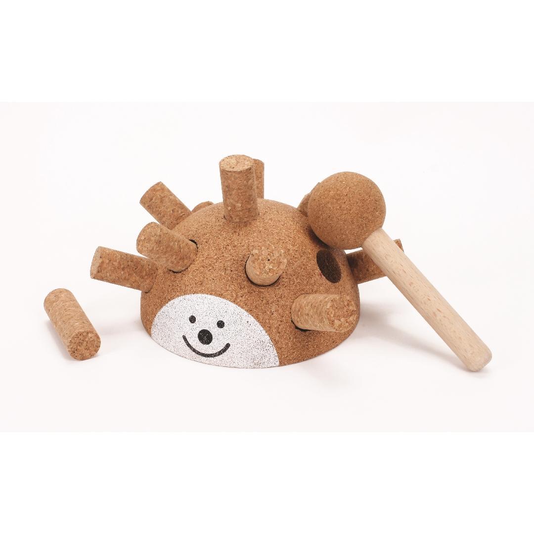 elou Cork Hedgehog Hammer