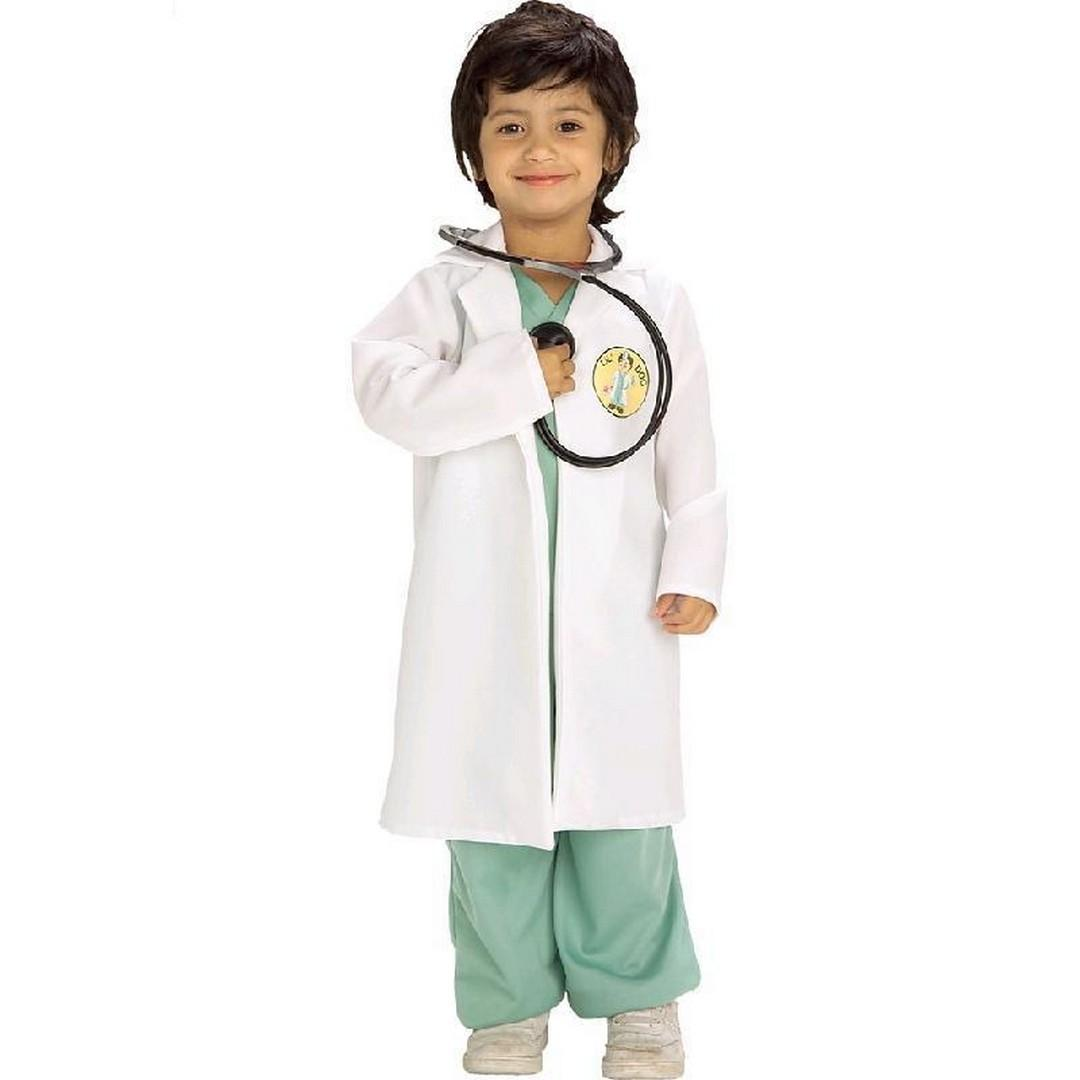 Emergency Doctor Dress-Up