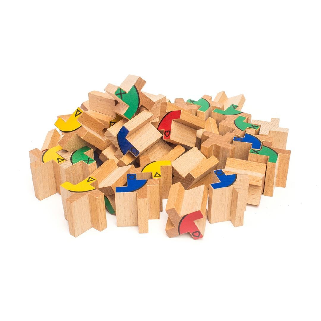 Wooden Crosses (96pcs)