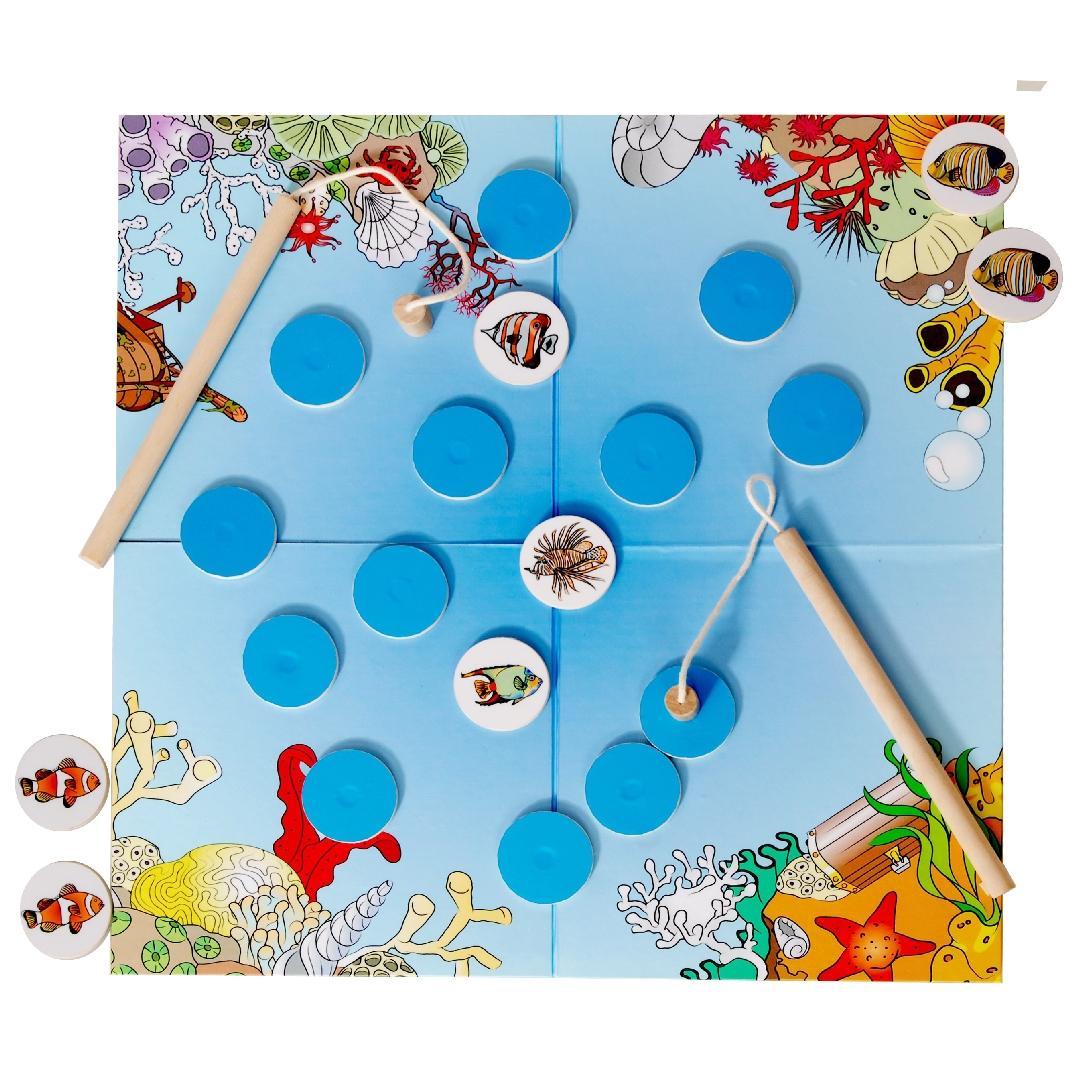 Memo Reef Memory Game