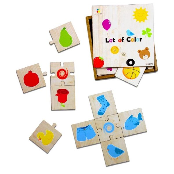 Colour Match Lotto