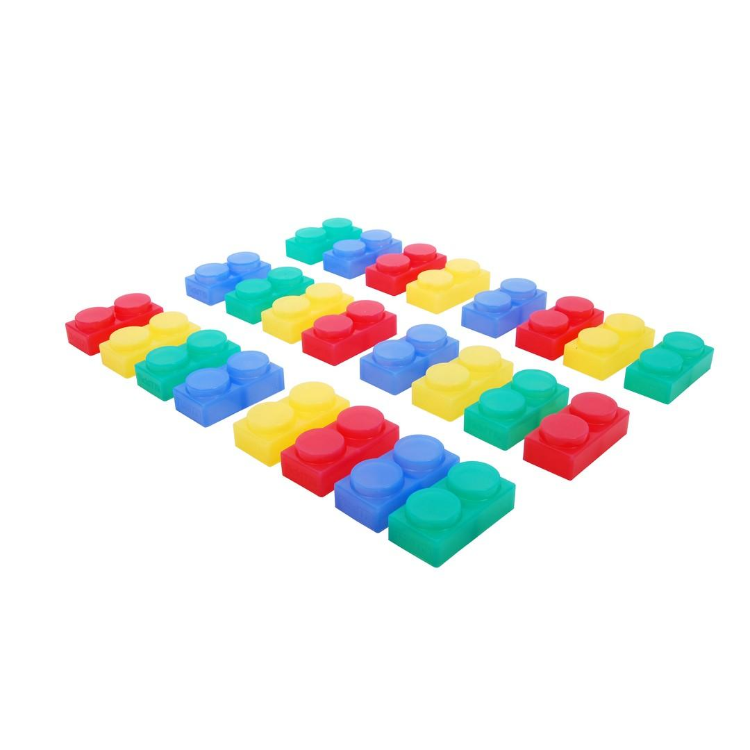Silishapes Soft Bricks (24pcs)