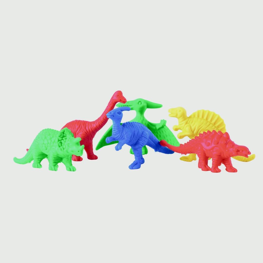 Dinosaur Counters (128pcs)