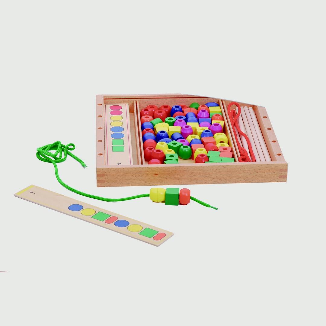Beads Sequencing Kit (94pcs)