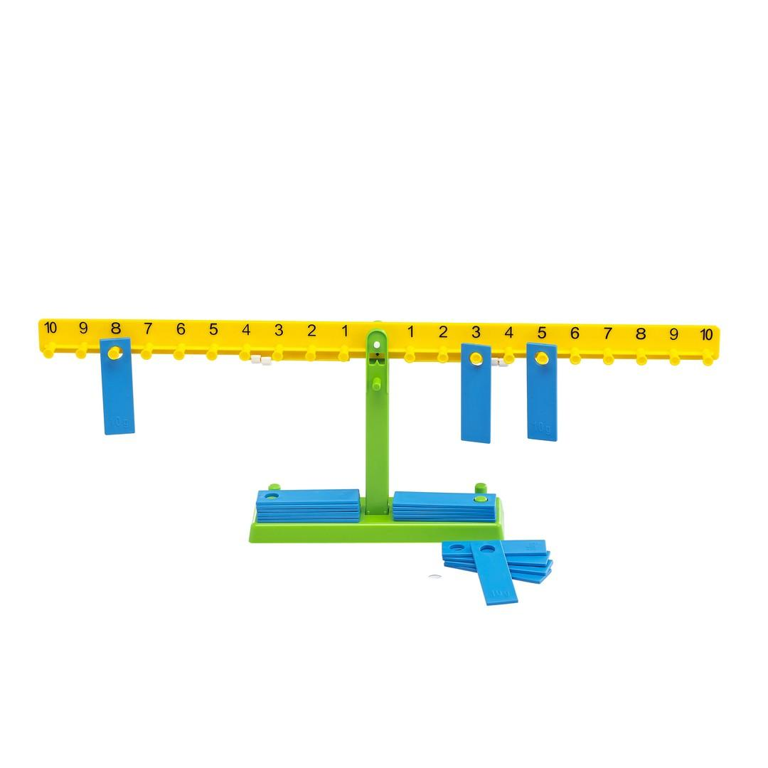 Number Balance With Weights